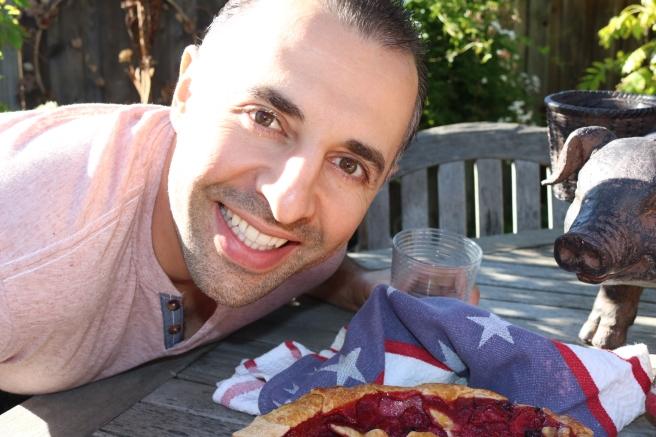 4th of July '17 Ryan & Pie