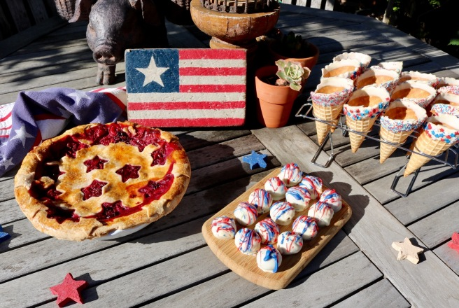 4th of July '17 Table